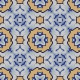 Naadloos patroon royalty-vrije stock afbeeldingen