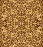 Naadloos patroon Royalty-vrije Stock Foto