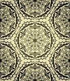 Naadloos patroon Royalty-vrije Stock Fotografie