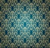 Naadloos patroon Royalty-vrije Stock Foto's