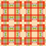 Naadloos patroon. Royalty-vrije Stock Afbeeldingen