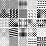 Naadloos patroon Stock Afbeeldingen