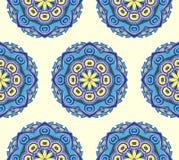 Naadloos patroon royalty-vrije illustratie