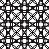 Naadloos patroon Abstract Psychedelisch Art Background Stock Afbeeldingen