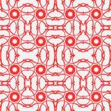 Naadloos patroon - abstracte achtergrond Stock Foto's