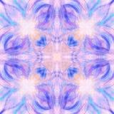 Naadloos patroon Abstracte waterverfachtergrond - decoratieve samenstelling Gebruik gedrukte materialen, tekens, punten, websites Royalty-vrije Stock Fotografie