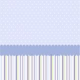 Naadloos patroon, behang Royalty-vrije Stock Fotografie