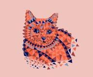 Naadloos patroon, behang, ontwerp, abstracte illustratie, bloemen, textuur, vlinder, rood, bloem, roze, kunst, aard, hart, v royalty-vrije illustratie