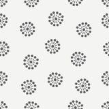 Naadloos patroon Bloem Stock Fotografie