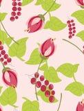 Naadloos patroon bloemen Royalty-vrije Stock Afbeelding