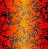 Naadloos patroon: daling vector illustratie