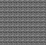 Naadloos patroon dat uit diamanten wordt samengesteld Royalty-vrije Stock Fotografie