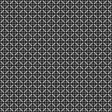Naadloos patroon, eenvoudige textuur met spoelen Stock Afbeelding