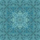 Naadloos patroon, Hand getrokken achtergrond Islam, Arabisch, Indiër, Royalty-vrije Stock Foto