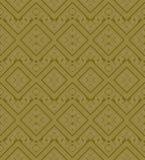 Naadloos patroon Het herhalen van geometrische textuur Stock Foto's