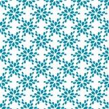 Naadloos patroon Het oog van de ereprijs birdâs Vector illustratie Vector Illustratie