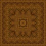 Naadloos patroon, houten inlegwerk Royalty-vrije Stock Foto's