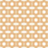 Naadloos patroon in Islamitische stijl Het kan voor prestaties van het ontwerpwerk noodzakelijk zijn Stock Foto's