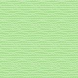 Naadloos patroon met abstract geometrisch ornament Stock Foto's