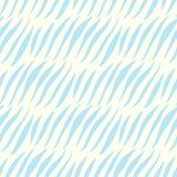 Naadloos patroon met abstract geometrisch ornament Royalty-vrije Stock Fotografie