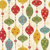 Naadloos patroon met ballen en sterren Royalty-vrije Stock Foto