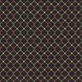 Naadloos patroon met diamanten Royalty-vrije Stock Fotografie
