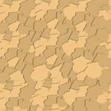 Naadloos patroon met elementen van metselwerk Royalty-vrije Stock Fotografie