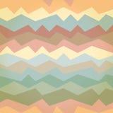 Naadloos patroon met geneigde lijnen stock illustratie