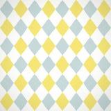 Naadloos patroon met geometrische ruitentextuur Royalty-vrije Stock Afbeelding