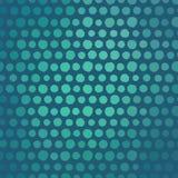 Naadloos patroon met geschilderde stiptextuur Stock Foto