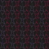 Naadloos patroon met gitaren, vectortextuur Royalty-vrije Stock Foto's