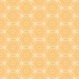 Naadloos patroon met het ornament van het mozaïekkant Royalty-vrije Stock Afbeelding