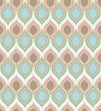 Naadloos patroon met kleurrijke kalme textuur Royalty-vrije Stock Afbeelding