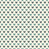 Naadloos patroon met pijlenmotief Herhaalde minihoekijzers Chevronsbehang Minimalistische abstracte achtergrond stock illustratie