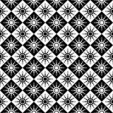 Naadloos patroon met puntenontwerp. royalty-vrije illustratie