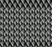 Naadloos   patroon met ruiten stock illustratie