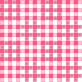 Naadloos patroon met stoffentextuur Royalty-vrije Stock Afbeelding