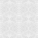 Naadloos patroon met traditioneel ornament Stock Fotografie