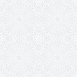 Naadloos patroon met traditioneel ornament Stock Afbeelding