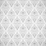 Naadloos patroon met uitstekende bloemen Stock Foto's