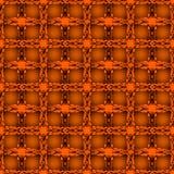 Naadloos patroon met uitstekende elementen Royalty-vrije Stock Foto