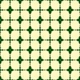 Naadloos patroon met uitstekende elementen, textuur voor behang Royalty-vrije Stock Afbeeldingen