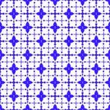 Naadloos patroon met uitstekende elementen, textuur voor behang Royalty-vrije Stock Afbeelding