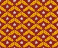 Naadloos patroon in oosterse stijl Royalty-vrije Stock Afbeeldingen