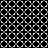 Naadloos patroon op Islamitische stijl, vector geometrische ornamenttextuur of achtergrond Royalty-vrije Stock Afbeeldingen