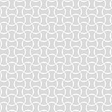 Naadloos patroon Ornament van onregelmatige lijnen Abstracte backgrou royalty-vrije illustratie