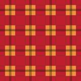 Naadloos patroon - plaid 2 Royalty-vrije Stock Foto