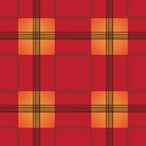 Naadloos patroon - plaid 6 Royalty-vrije Stock Foto's