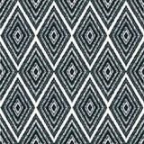 Naadloos patroon stammennavajo Royalty-vrije Stock Foto's