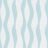 Naadloos patroon Textuur van pastelkleur golvende diagonale strepen Modieuze abstracte achtergrond Stock Fotografie